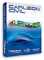 Carlson Civil - CADD Included or Use With AutoCAD