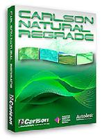 Carlson Natural Regrade with GeoFluv� Applies Fluvial Geomorphic Principles to Upland Landform Design