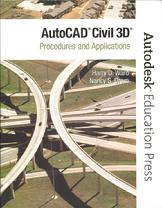 We wrote the Best Selling University Textbook on Civil 3D as an ADN