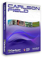 Carlson Field-Real-time kinematic GPS and total station data collection directly in CAD